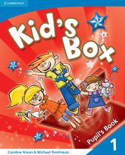 Kid's Box 1'