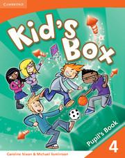 Kid's Box 4'