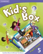 Kid's Box 5'