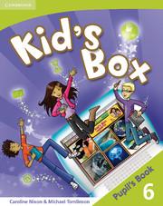 Kid's Box 6'