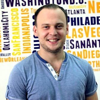 Дмитрий - студент курсов английского языка в Москве
