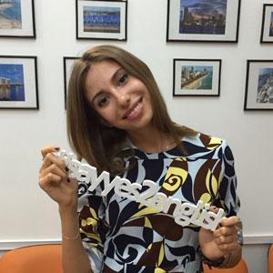 Екатерина - студентка курсов английского языка в Москве
