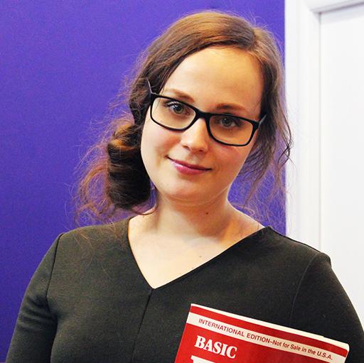 Дарья Бруяка