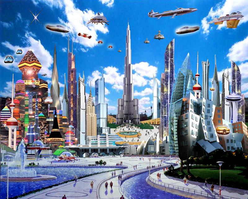 Будущая Москва