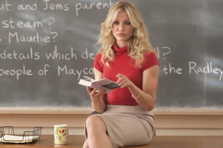 Хороший преподаватель по английскому языку из кино